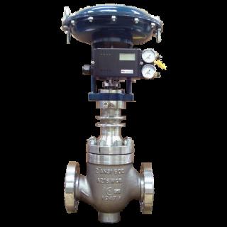 Высокопроизводительный клапан серии HP60RA и HP60 DA