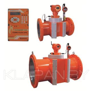 Расходомеры-счетчики газа ультразвуковые Turbo Flow UFG-F