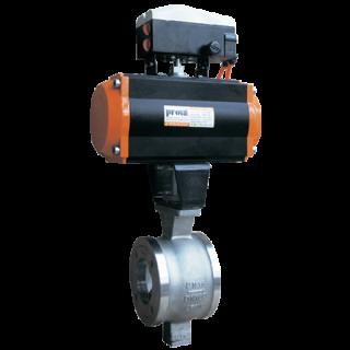 Сегментный клапан серии V210