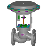 Регулирующий клапан серии UNIWORLD 2000 AR