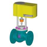 Регулирующий клапан серии UNIWORLD 2000 EPR
