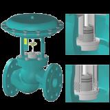Регулирующий клапан серии UNIWORLD 2300/2400 AR