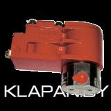 Трехходовые электромагнитные клапаны типа EV3EXD