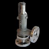 V651 Фланцевые предохранительные клапаны